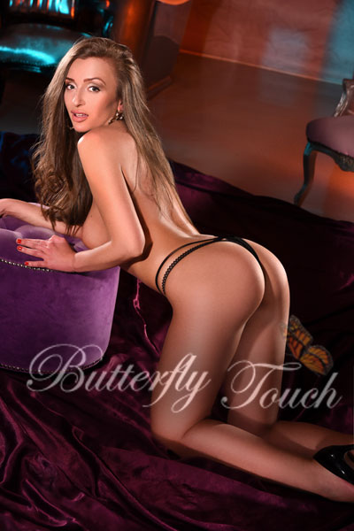 Liza - open-minded bisexual London escort in Bayswater